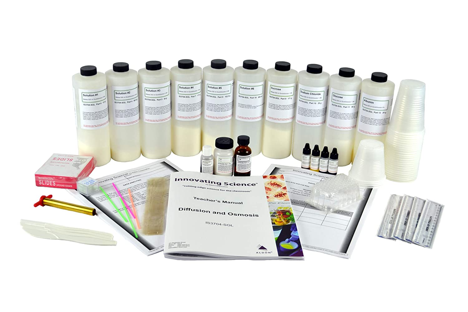 Innovating Science Osmosis and Diffusion Lab Kit