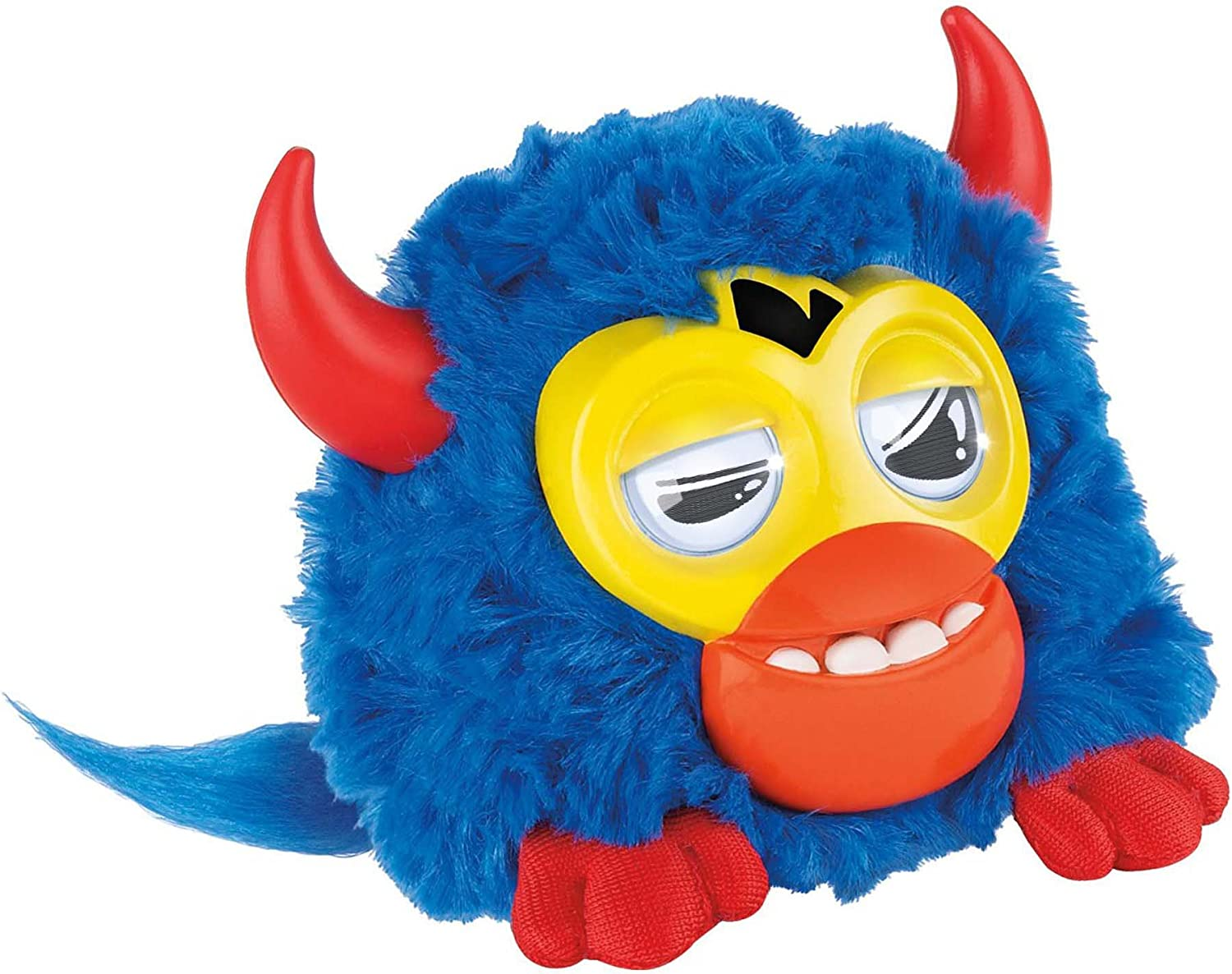 Hasbro Furby Party Rockers Critter Electronic Interactive pet Toy blue