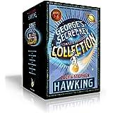 George's Secret Key Complete Hardcover Collection: George's Secret Key to the Universe; George's Cosmic Treasure Hunt; George