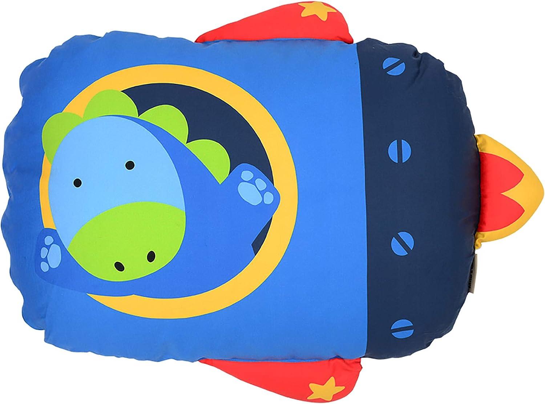 Dylans Rocket Milo /& Gabby The Original Kids Animal Pillowcase