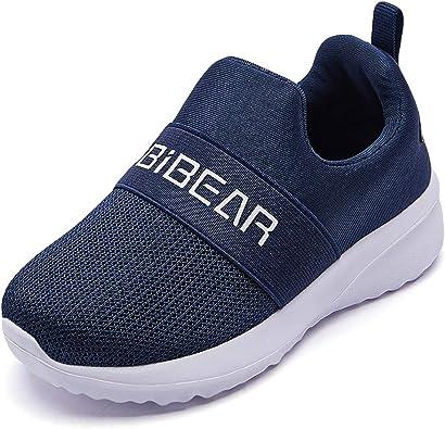 INMINPIN Zapatillas de Deporte para Niños Ligero Zapatos de Running Transpirable Cómodo Al Aire Zapatillas Deportivas de Correr: Amazon.es: Zapatos y complementos