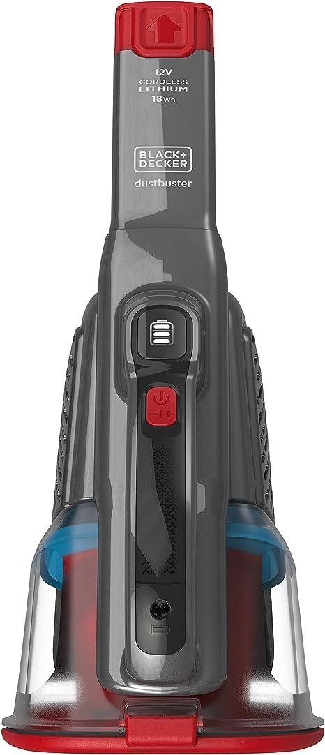 BLACK+DECKER BHHV315J-QW - Aspirador de mano sin cable 12V (1.5Ah ...