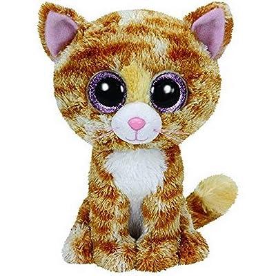Ty Beanie Boos - Tabitha the Cat: Toys & Games