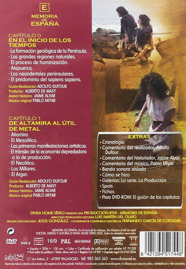 Memoria De España 1 [DVD]: Amazon.es: Varios: Cine y Series TV