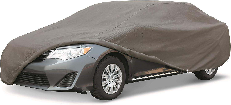 Basics Car Cover Mid-Size Sedan