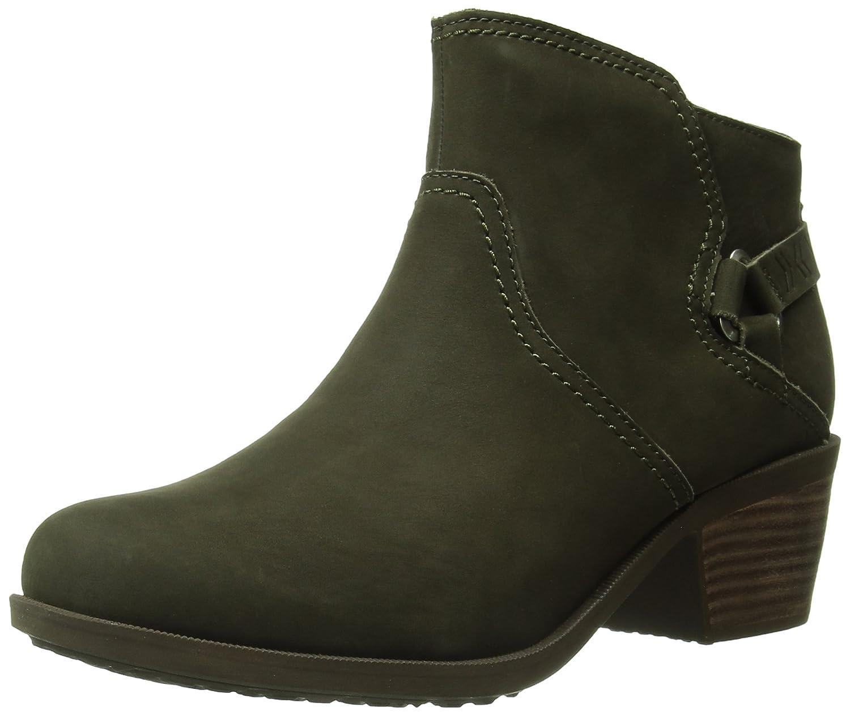 Teva Women's W Foxy Ankle Boot B00PTZ14P6 6.5 B(M) US|Black Olive