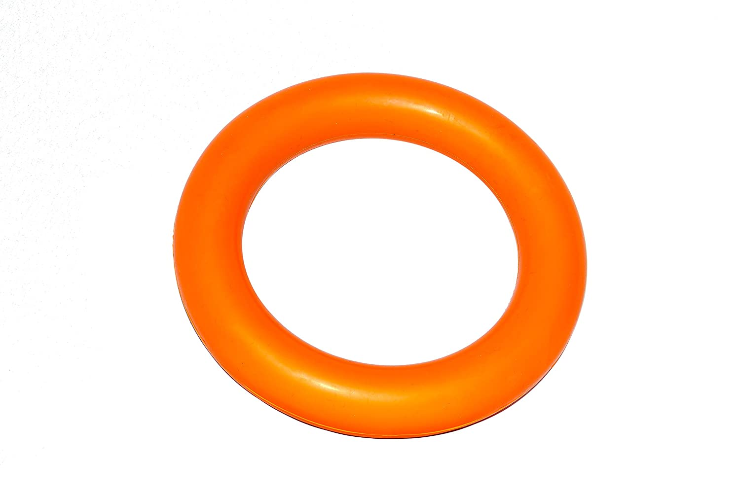 PlayfulSpirit Durable Natural Rubber Ring - Best for Tug War, Throw, Catch, Fetch Plays - Great Chew Toy for Puppies and Adult Dogs – Awesome for Dog Training – Fun Playtime Guaranteed