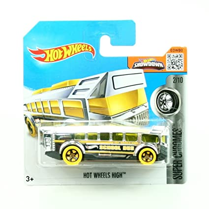 1b3ae3f5d5f Amazon.com: HOT WHEELS HIGH (037/250) Short Card Package Hot Wheels ...