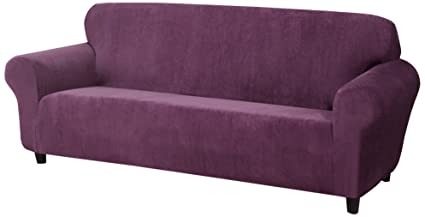 Charmant Madison DAY SOFA PU Kathy Ireland Day Break Sofa Slipcover,Purple