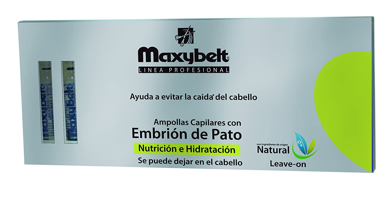 Amazon.com : Hair loss Duck embryo ampoule/Embrion de pato Ampolla (BOX 12PCS) by maxybelt : Beauty