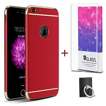 coque iphone 6 integrale rouge