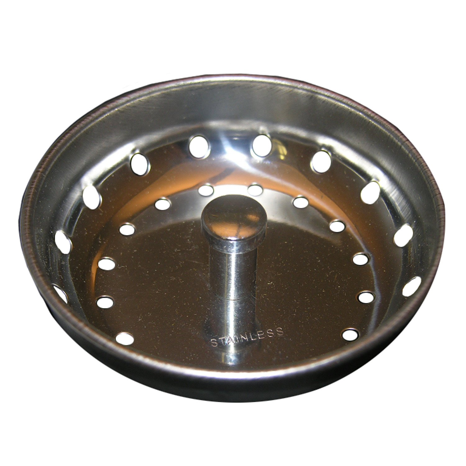 LASCO 03 1301 ABS Replacement Basket Strainer for Kitchen Sink