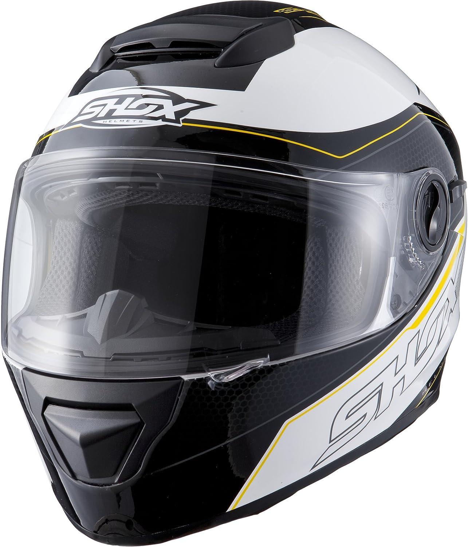 Shox Assault Tracer Casque Moto Int/égral