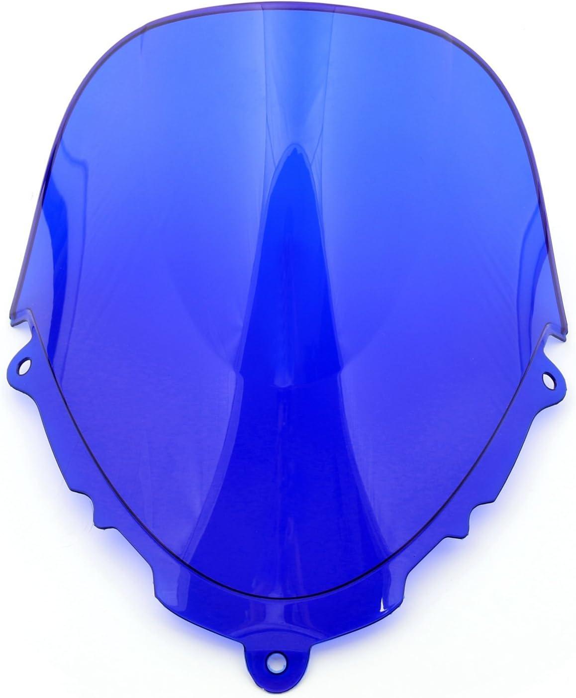 Areyourshop Windscreen Windshield for Suzuki GSX 600 750 F Katana 1998-2008