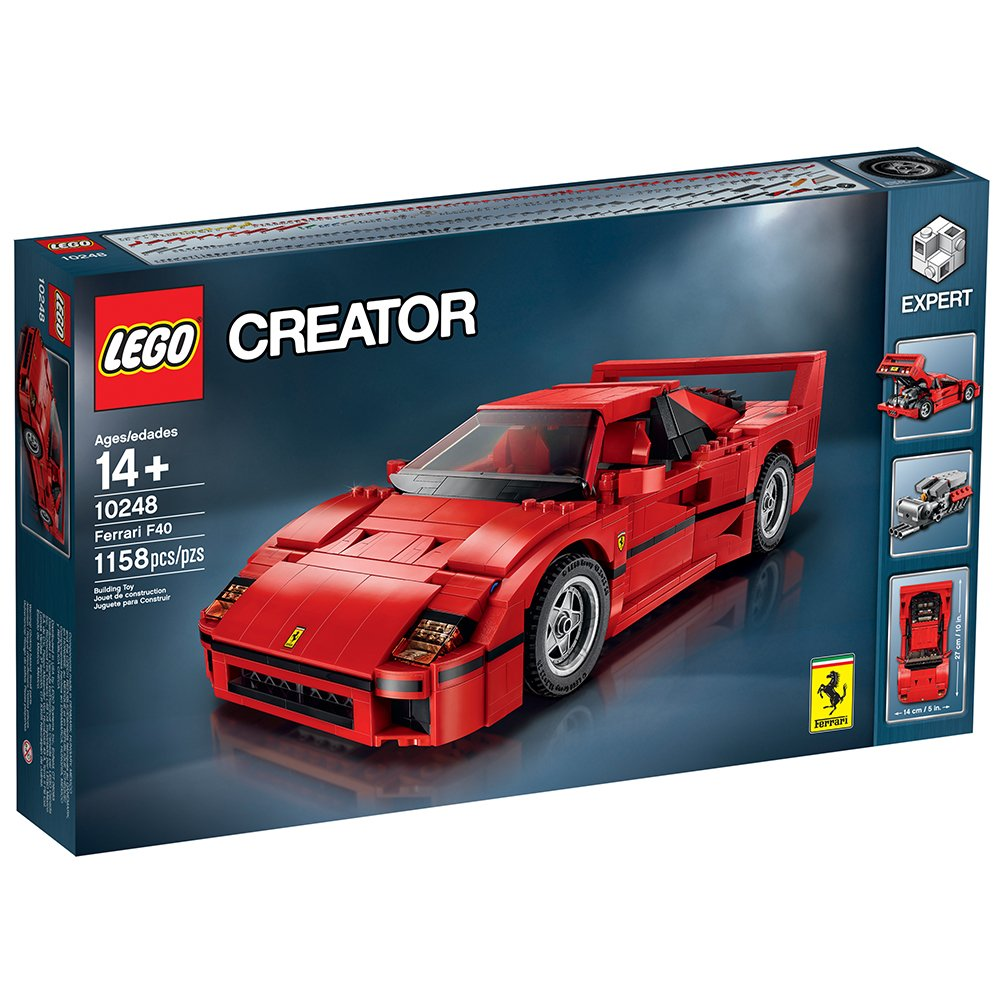 Top 9 Best LEGO Ferrari Sets Reviews in 2020 1