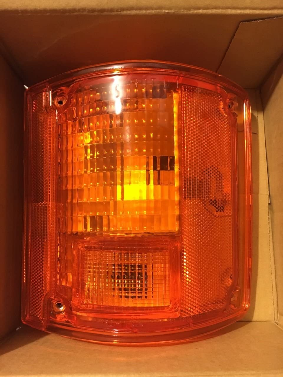 Replacement Rear Turn Signal Lamp Passenger Damon Challenger 1998-2002 RV Motorhome Right