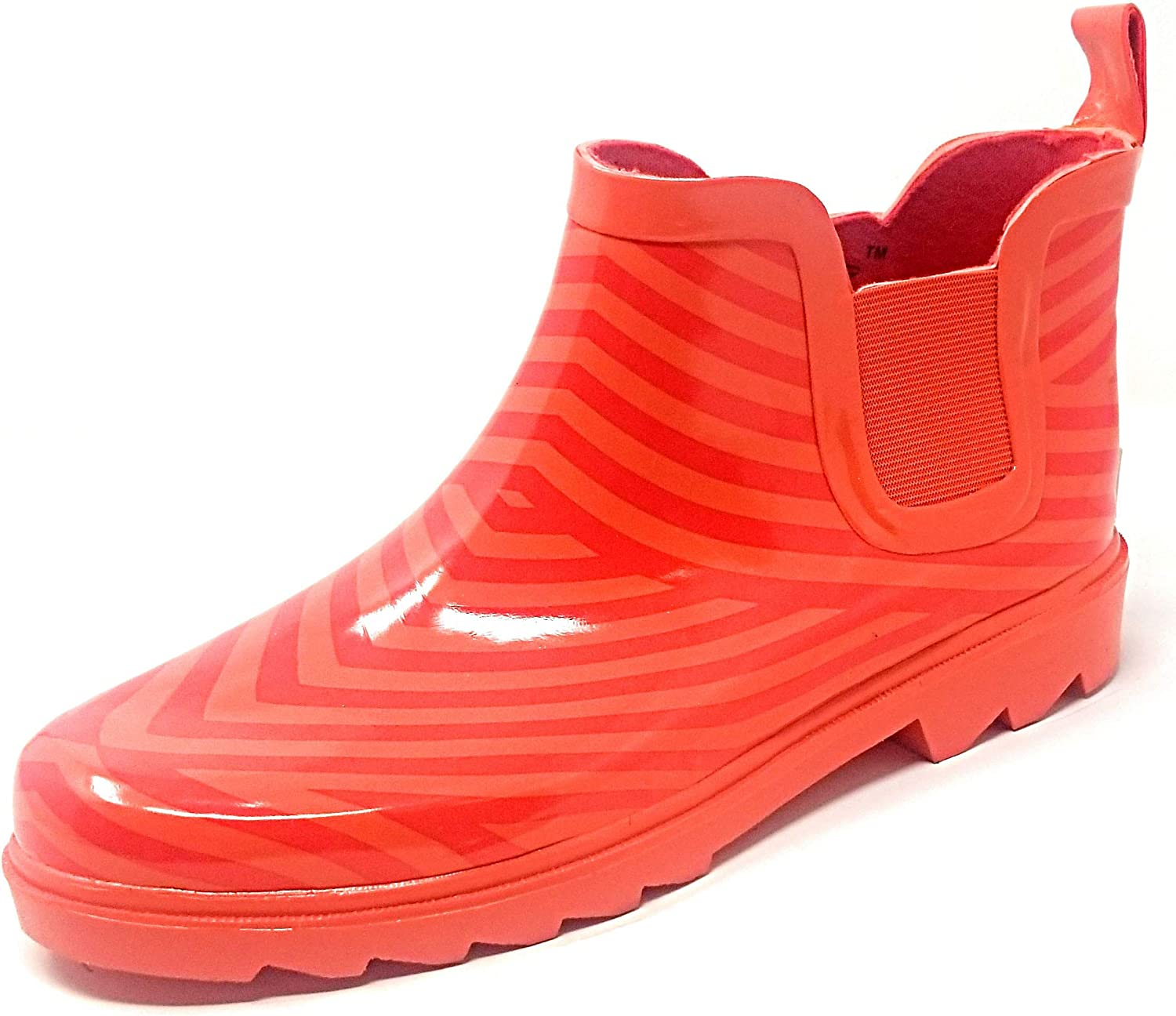 Forever Young Women Rubber Rain Boots - 5