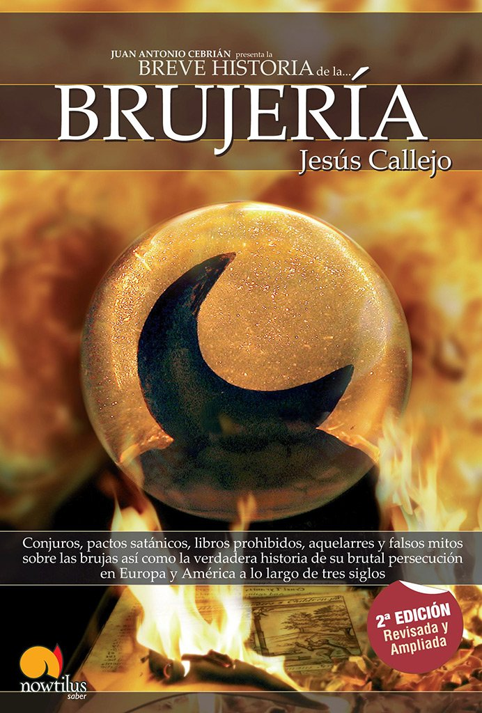 Read Online Breve Historia de la Brujeria (Spanish Edition) ebook