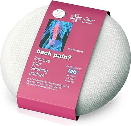 Amazon.com: Cojín patentado de rodilla para dormir lateral ...