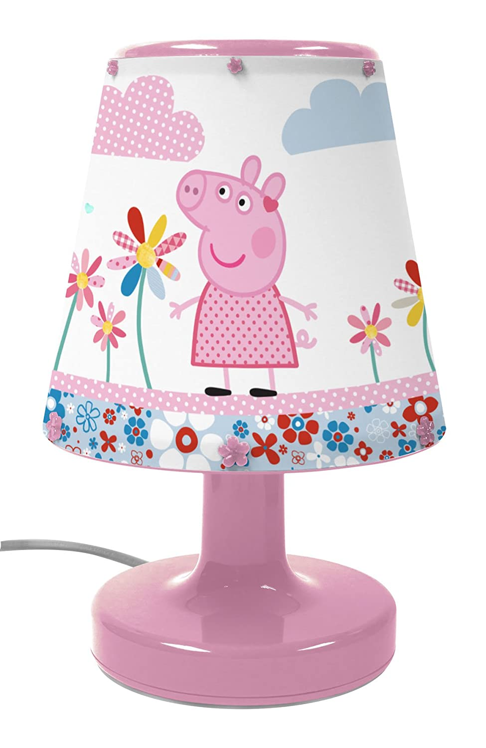 Peppa Pig Bedside Light Spearmark