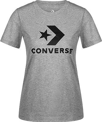 Converse Star Chevron CORE SS Tee T Shirts & Poloshirts