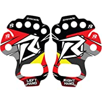 Risk Racing Palm Protector (Black, Small/Medium)