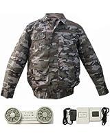 IDream 空調服 作業服 空調服+リチウムセット ファンユニット