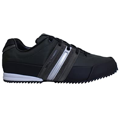 db46a9605891b Y-3 Sprint Classic Trainers Black 8 UK  Amazon.co.uk  Shoes   Bags