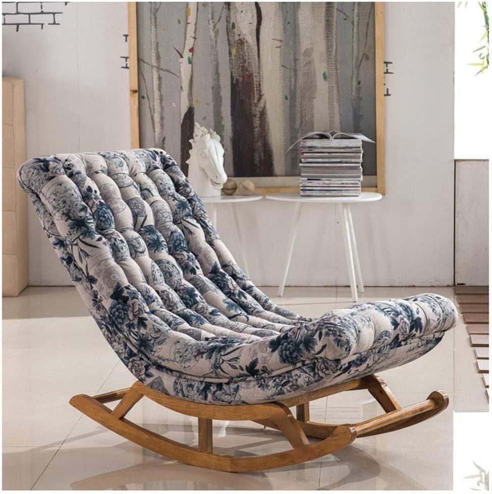 1:12 Dollhouse Miniature Wooden Rocking Chair Furniture AccessoriesCWY