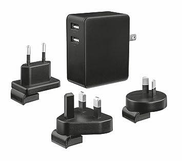 Trust Urban Smart - Cargador Universal con 2 Puertos USB ...