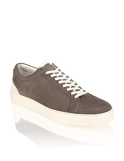 URBAN X Schuhe Herren Sneaker, Low Top Sneakers aus feinem