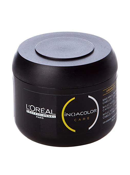 L'Loreal Professional INOACOLOR CARE Conditioning Masque Protection 6.7oz (200ml) Hair Care Sets at amazon