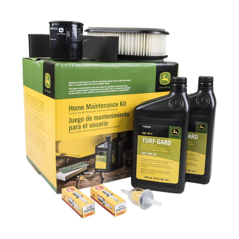 Amazon.com: John Deere Original Equipment Filter Kit #LG187: Industrial & Scientific