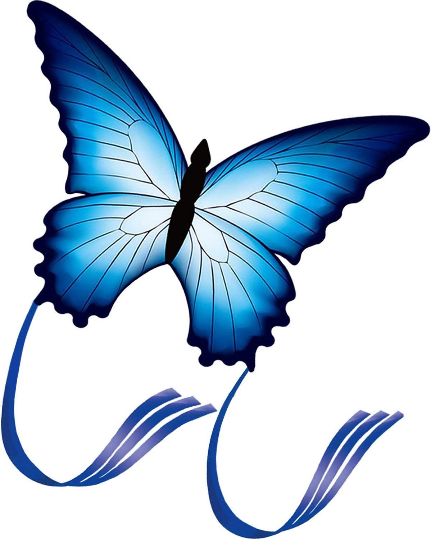 HENGDA KITE for Kids So Beautiful Butterfly Kite
