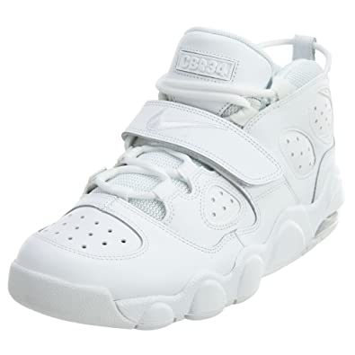 Nike Mens Air CB 34 White Leather Size 8.5 f722820097