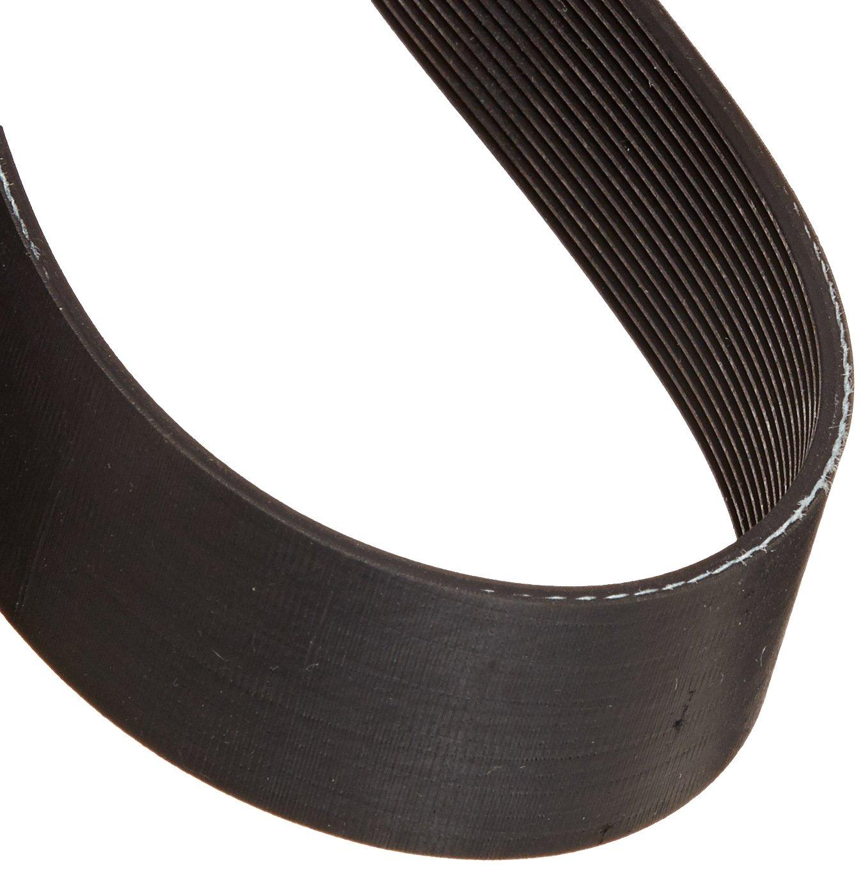 J Section 16 Rib 24 Length 1-1//2 Width 240J Size 1-1//2 Width Gates 240J16 Micro-V Belt 24 Length