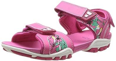 a316ac8b14f3e Clarks Zalmo Word, Girls' Sandals: Amazon.co.uk: Shoes & Bags