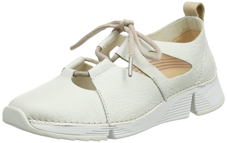 Clarks Tri Sense, Zapatillas para Mujer
