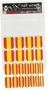 Chix Nails - Adhesivos de vinilo para uñas, diseño de bandera de ...