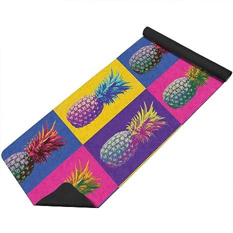 Amazon.com : JWOJJUAW 1.5mm XL Wide Vintage Color Pineapples ...