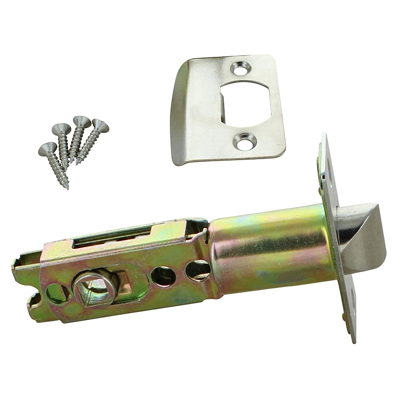 G Décor universel Loquet de porte à mortaise tubulaire ou serrure pour portes Interne ou externe 60mm ou 70mm G Decor Ltd