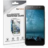 kwmobile Pellicola Protettiva in Vetro Temperato trasparente per Huawei Honor 6 - Qualità premium