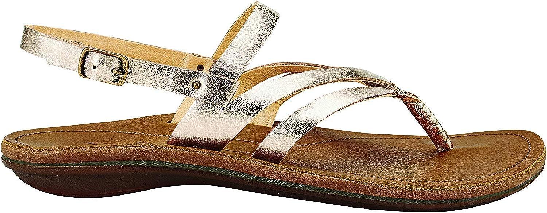 OLUKAI Women's U'i Ko'o Sandals: Amazon