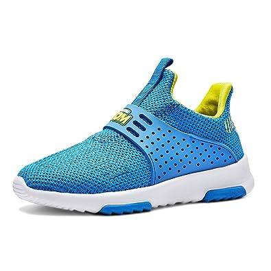 17ef91043805e TALKING TOM Kids Sneaker Boys Girls Breathable Casual Shoes Slip-On