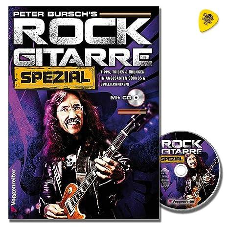 Peter Burschs Rock Guitarra Especial - Consejos, trucos y ...