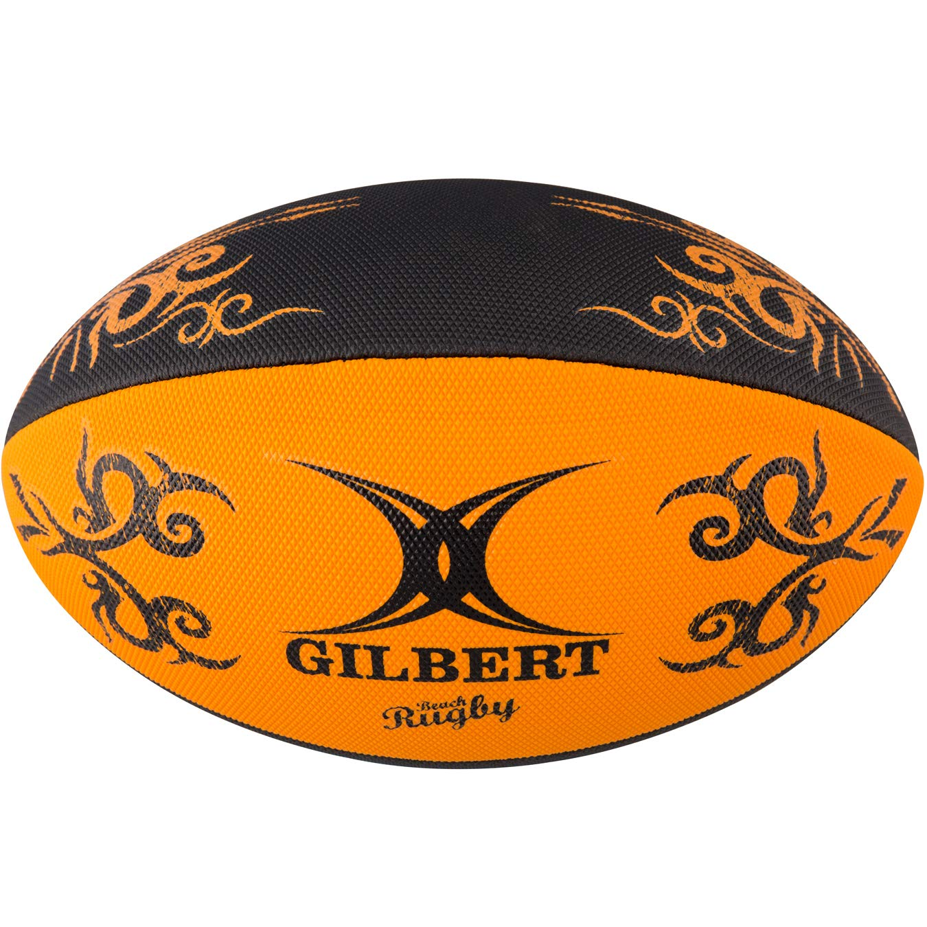 GILBERT Ballon de Beach rugby - Orange - Taille 4: Amazon.es ...