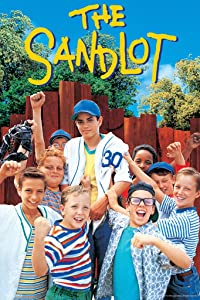 Pyramid America The Sandlot Movie Team One Sheet Baseball Bat Sports Film Classic Cool Wall Decor Art Print Poster 12x18