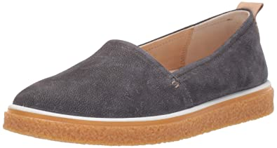 db8a24c8 ECCO Women's Crepetray Slip on Loafer Flat