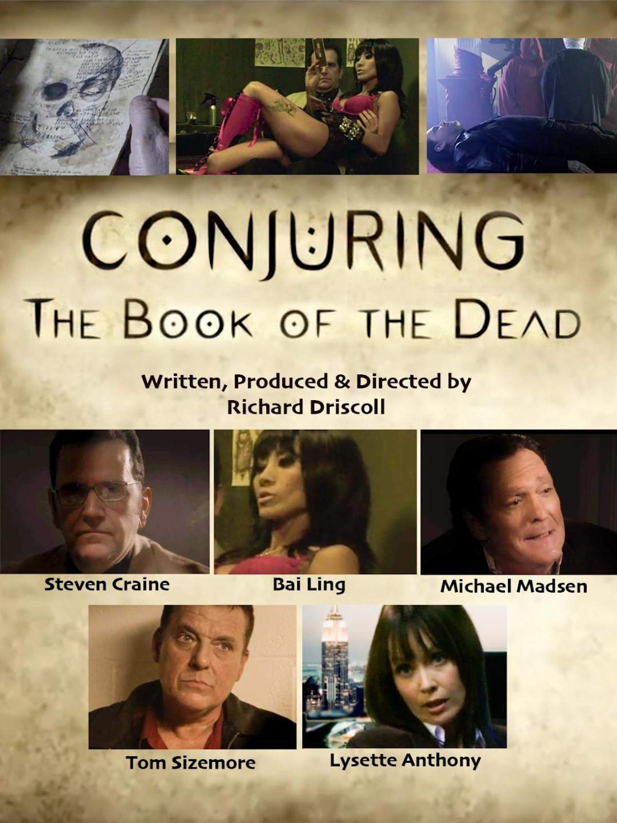 Conjuring Book of the Dead