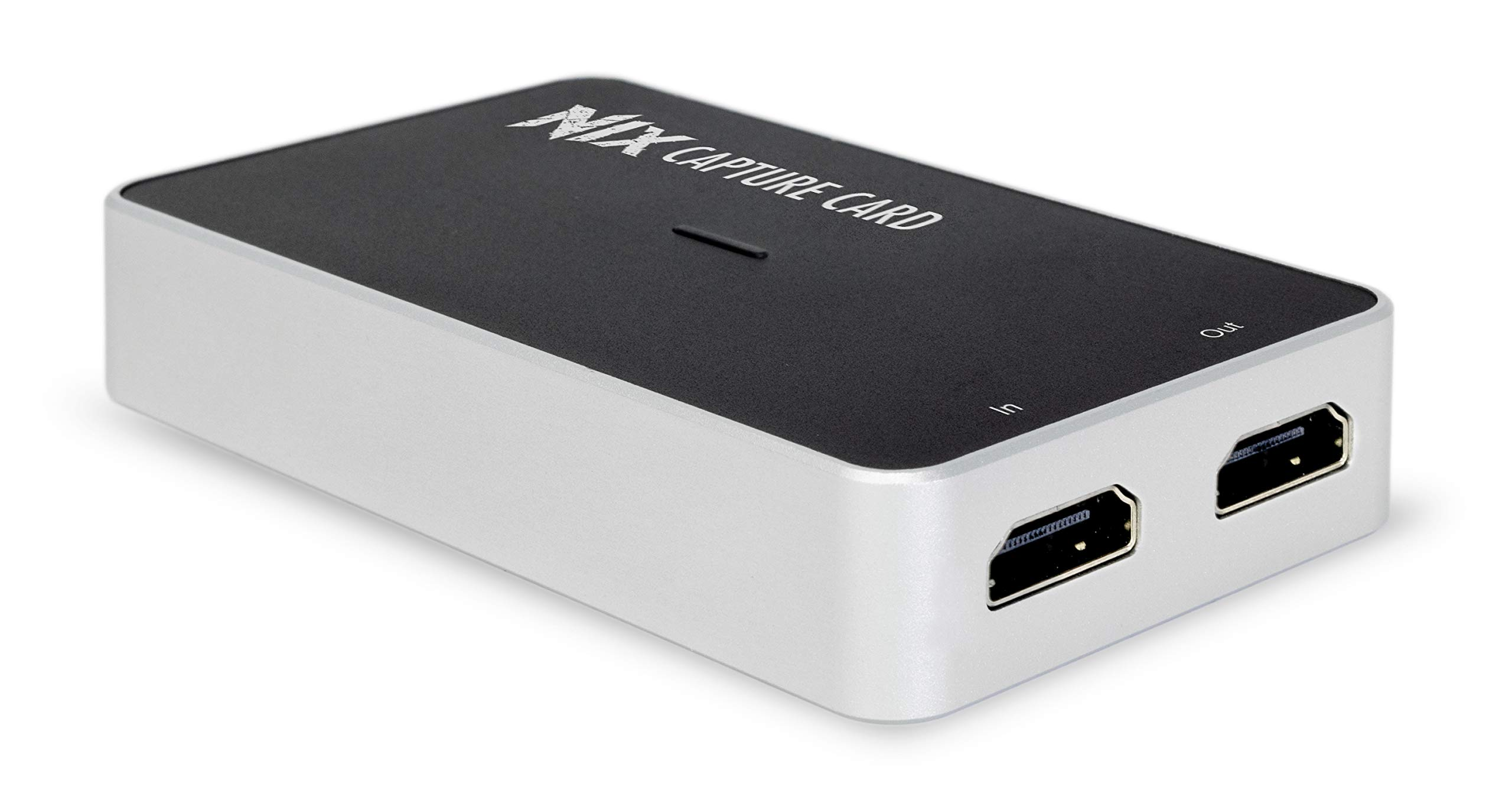 Plugable Performance NIX Video Game Capture Card 1080P 60FPS, USB C & USB 3.0 and HDMI Passthrough for Monitor - Compatible with Windows, Linux, macOS, OBS Streaming by Plugable